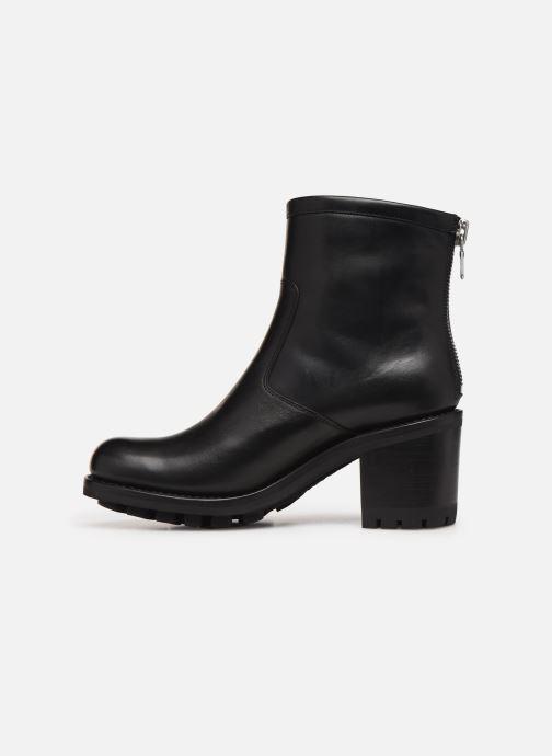 Bottines et boots Free Lance Justy 7 Bak Zip Boot Noir vue face
