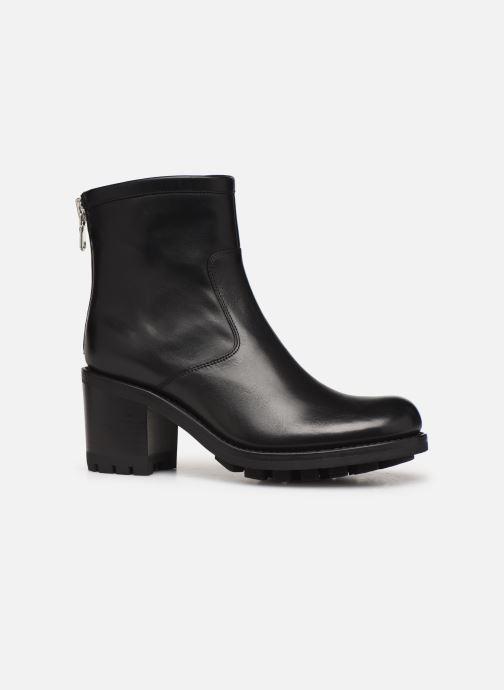 Bottines et boots Free Lance Justy 7 Bak Zip Boot Noir vue derrière