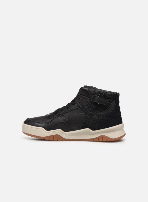 Sneakers Geox J Perth Boy J947RA Zwart voorkant
