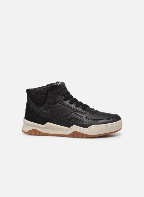 Sneakers Geox J Perth Boy J947RA Zwart achterkant