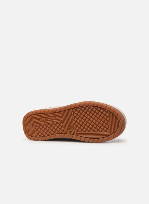 Sneakers Geox J Perth Boy J947RA Zwart boven