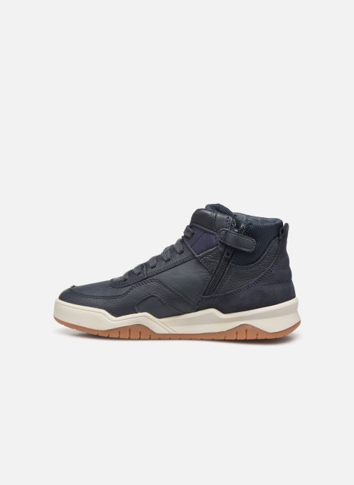 Sneakers Geox J Perth Boy J947RA Blauw voorkant