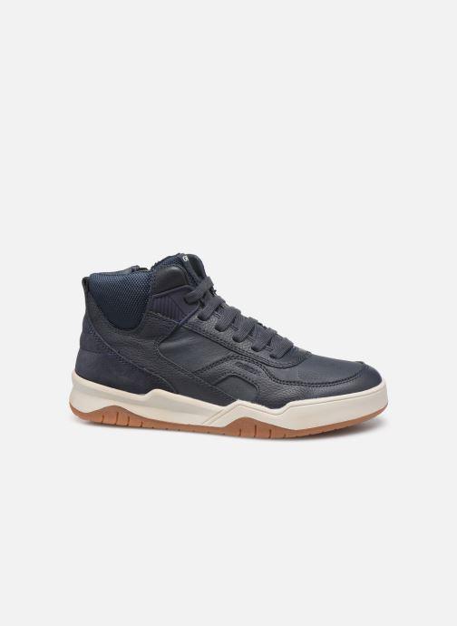 Sneakers Geox J Perth Boy J947RA Blauw achterkant