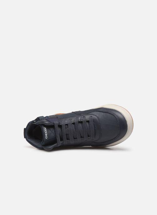 Sneakers Geox J Perth Boy J947RA Blauw links