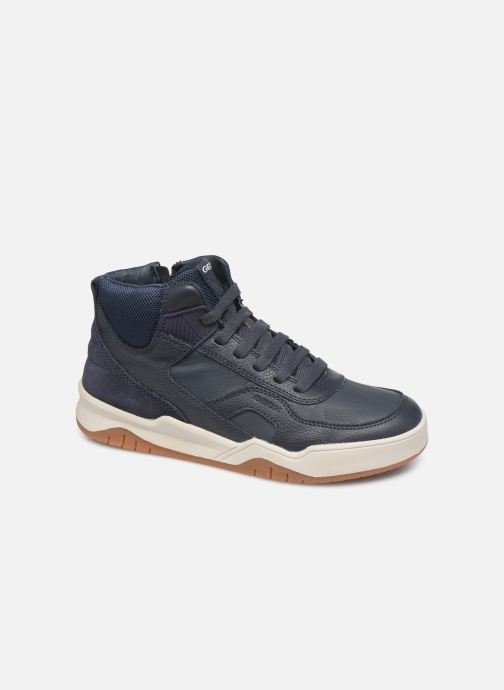 Sneakers Geox J Perth Boy J947RA Blauw detail