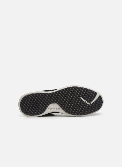Sneakers Geox J Snake.2 Boy J94ABB Zwart boven