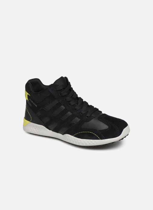 Sneakers Geox J Snake.2 Boy J94ABB Nero vedi dettaglio/paio