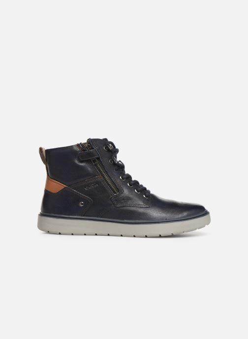Sneakers Geox J Riddock Boy J947SA Blauw achterkant