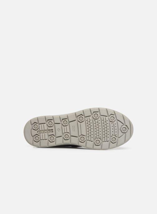 Sneakers Geox J Riddock Boy J947SA Blauw boven