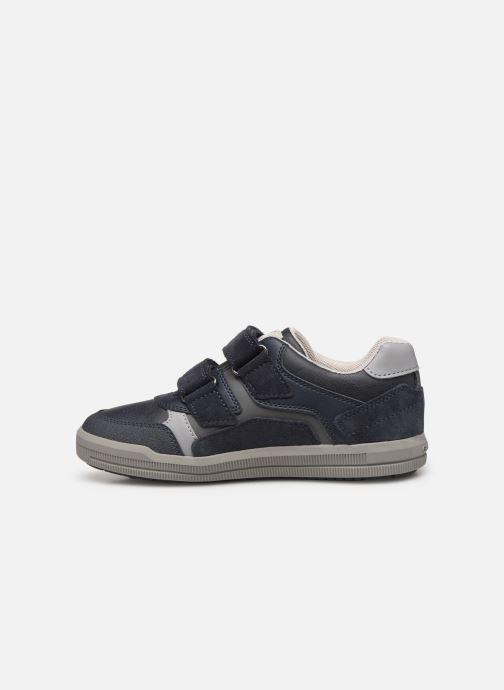 Sneakers Geox J Arzach Boy J944AD Blauw voorkant