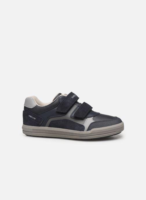Sneakers Geox J Arzach Boy J944AD Blauw achterkant