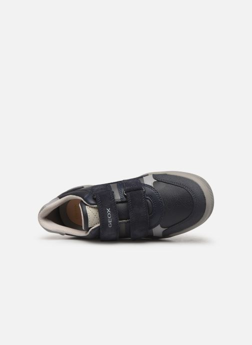 Sneakers Geox J Arzach Boy J944AD Blauw links