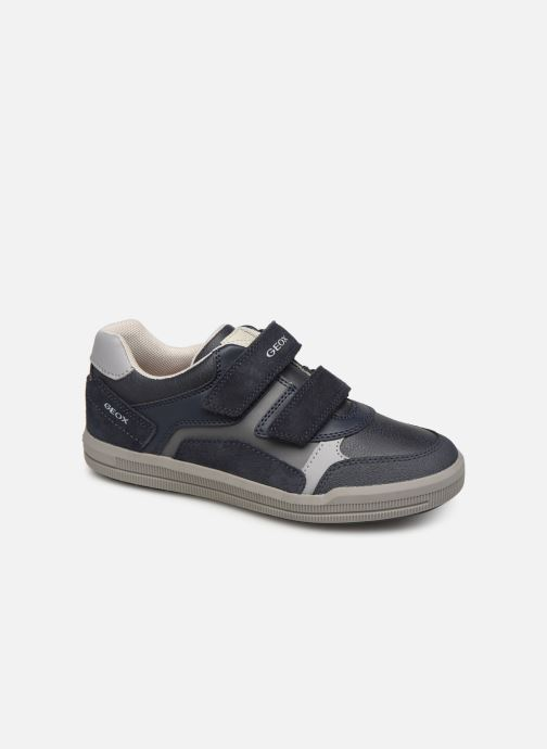 Sneakers Geox J Arzach Boy J944AD Blauw detail
