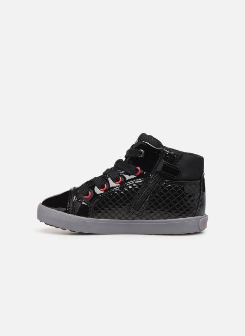 Sneakers Geox B Kilwi Girl B94D5B Nero immagine frontale