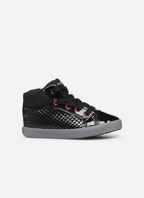 Sneakers Geox B Kilwi Girl B94D5B Zwart achterkant
