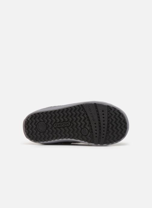 Sneakers Geox B Kilwi Girl B94D5B Nero immagine dall'alto