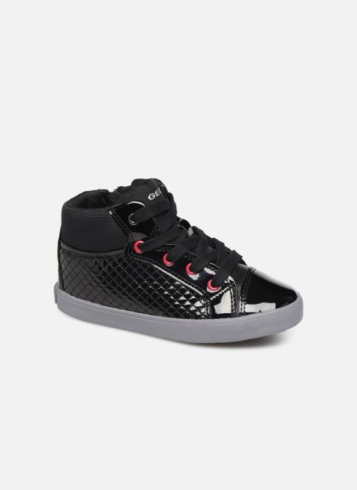 Baskets Geox B Kilwi Girl B94D5B Noir vue détail/paire