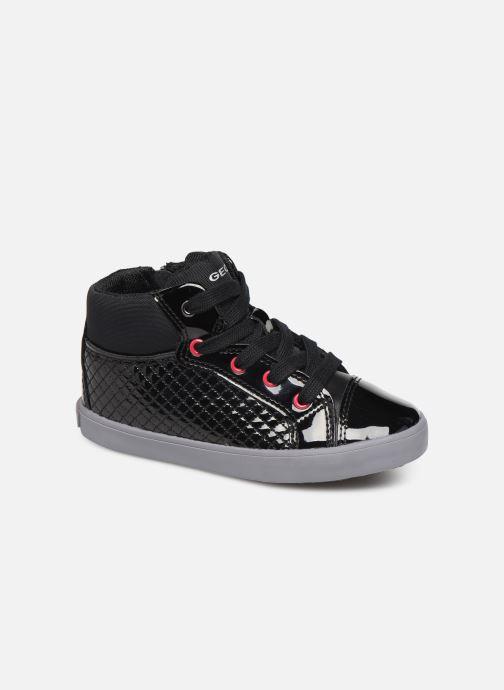 Sneakers Geox B Kilwi Girl B94D5B Zwart detail