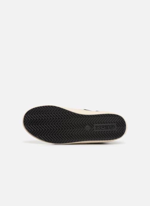Sneakers Geox J Kalispera Girl J944GH Zwart boven