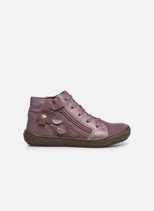 Sneakers Geox J Hadriel Girl J947VA Roze achterkant
