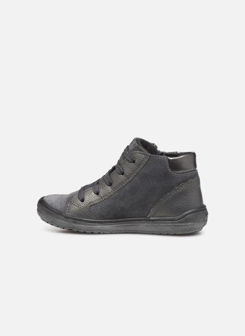Sneakers Geox J Hadriel Girl J947VA Grijs voorkant
