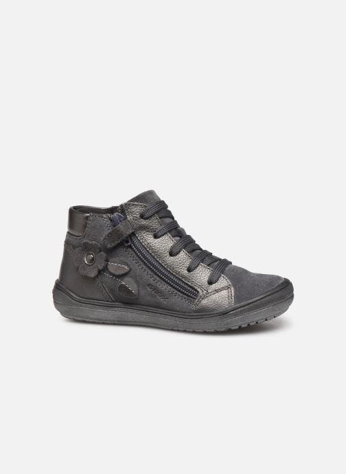 Sneakers Geox J Hadriel Girl J947VA Grijs achterkant