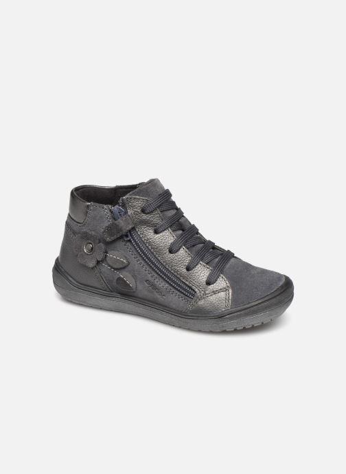 Sneakers Geox J Hadriel Girl J947VA Grijs detail