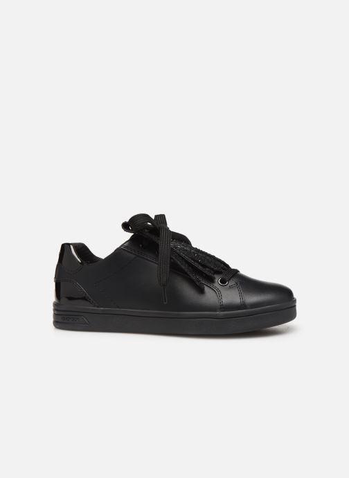Sneakers Geox J Djrock Girl J944MA Zwart achterkant