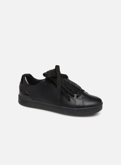 Sneakers Geox J Djrock Girl J944MA Zwart detail