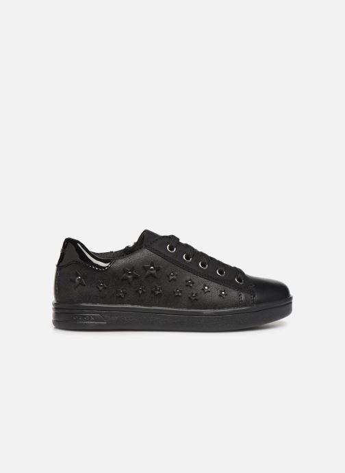 Sneakers Geox J Djrock Girl J944MF Zwart achterkant