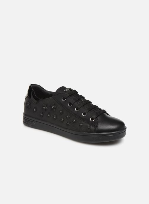 Sneakers Geox J Djrock Girl J944MF Zwart detail