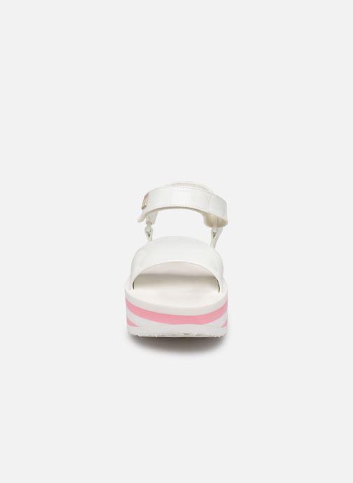 Sandali e scarpe aperte Gioseppo 43283 Bianco modello indossato