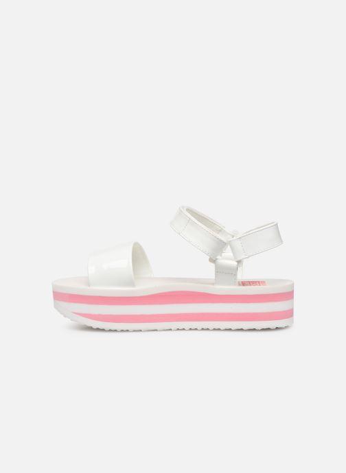 Sandali e scarpe aperte Gioseppo 43283 Bianco immagine frontale