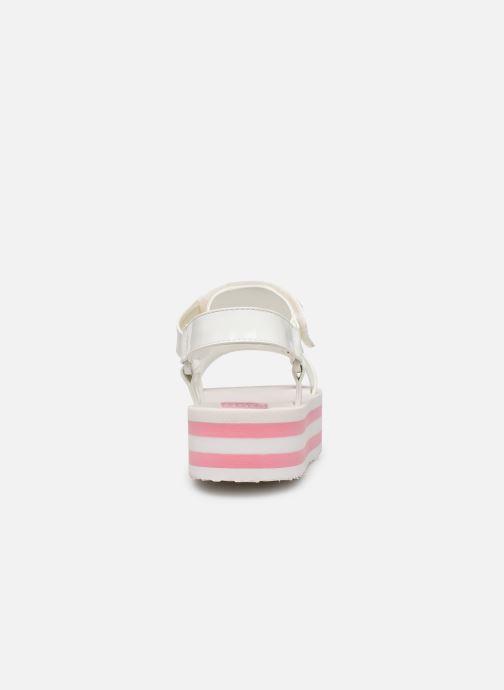 Sandali e scarpe aperte Gioseppo 43283 Bianco immagine destra