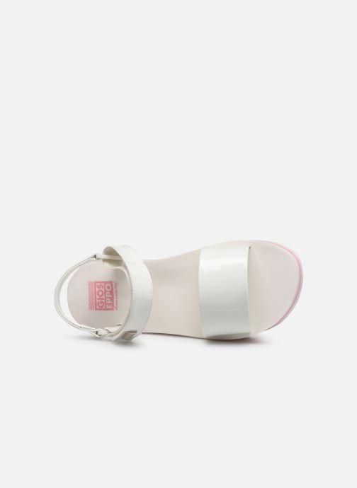 Sandali e scarpe aperte Gioseppo 43283 Bianco immagine sinistra