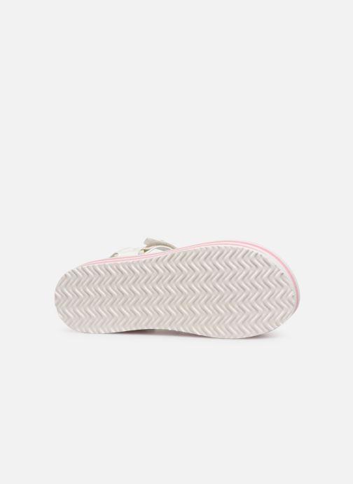 Sandali e scarpe aperte Gioseppo 43283 Bianco immagine dall'alto