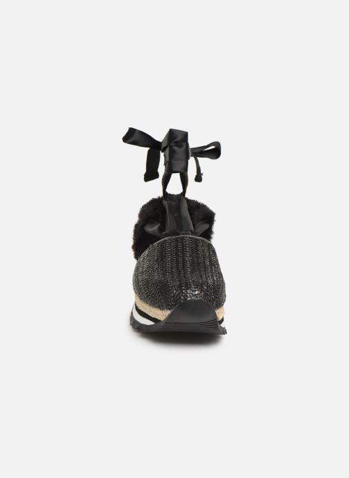 Espadrilles Gioseppo 43333 Noir vue portées chaussures