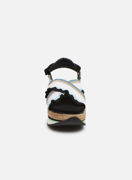 Sandales et nu-pieds Gioseppo 43351 Multicolore vue portées chaussures