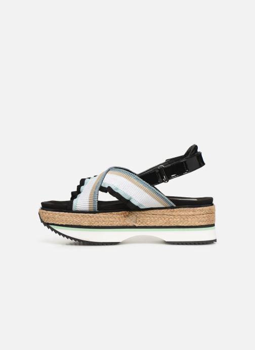 Sandales et nu-pieds Gioseppo 43351 Multicolore vue face