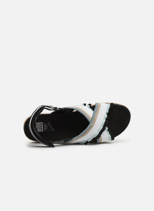Sandales et nu-pieds Gioseppo 43351 Multicolore vue gauche