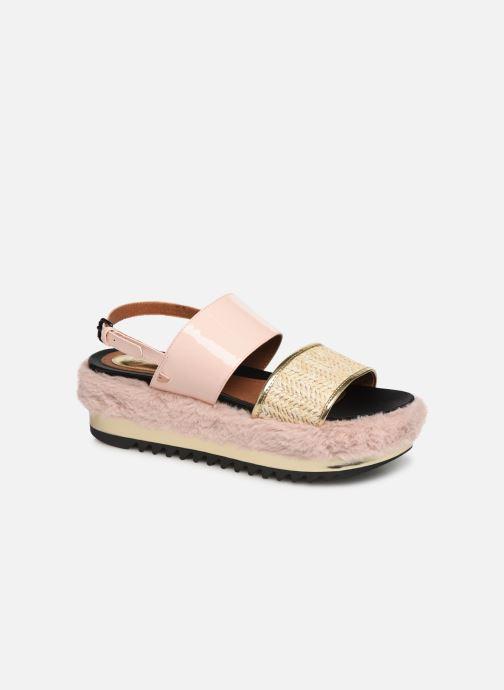 Sandales et nu-pieds Gioseppo 44053 Rose vue détail/paire