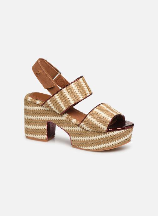 Sandales et nu-pieds Gioseppo 44090 Beige vue détail/paire