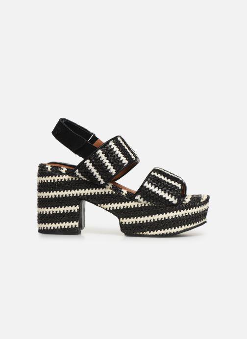 Sandales et nu-pieds Gioseppo 44090 Noir vue derrière