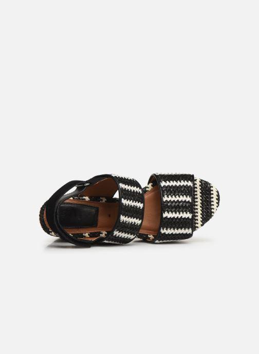 Sandales et nu-pieds Gioseppo 44090 Noir vue gauche