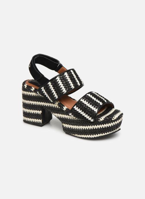 Sandales et nu-pieds Gioseppo 44090 Noir vue détail/paire