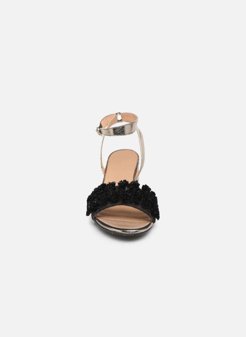 Sandals Gioseppo 44123 Black model view