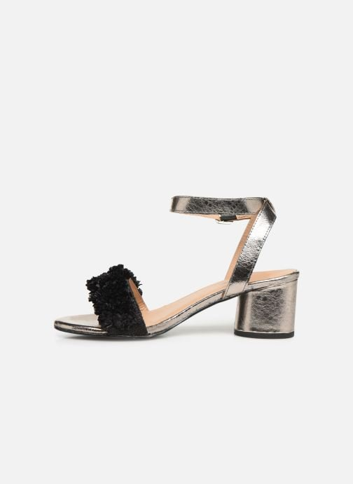 Sandals Gioseppo 44123 Black front view