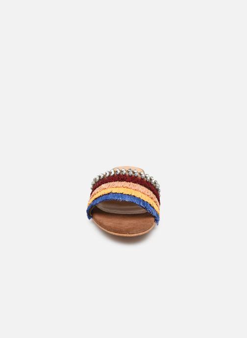 Clogs & Pantoletten Gioseppo 44192 mehrfarbig schuhe getragen