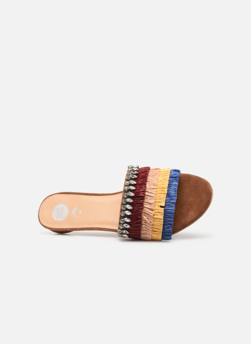 Mules & clogs Gioseppo 44192 Multicolor view from the left