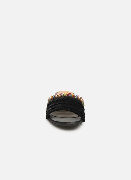 Clogs & Pantoletten Gioseppo 44192 schwarz schuhe getragen